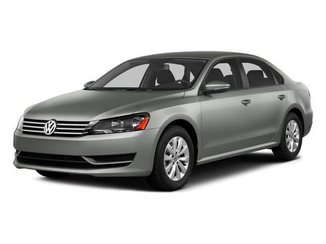 2015 Volkswagen Passat S PZEV S PZEV 4dr Sedan 6A