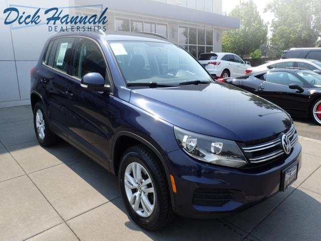 2015 Volkswagen Tiguan R Line 4dr All Wheel Drive 4motion Autos Post