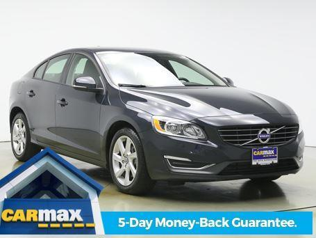 2015 Volvo S60 T5 AWD T5 4dr Sedan (midyear release)