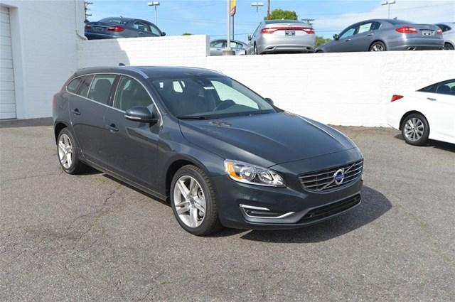 2015 Volvo V60 Awd T5 Premier 4dr Wagon For Sale In