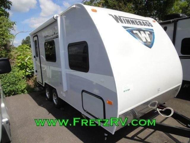 2015 Winnebago Micro Minnie 1706fb For Sale In Souderton