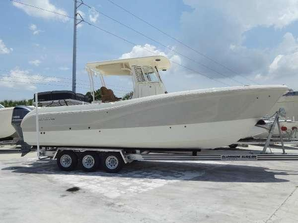 2015 World Cat 295 Cc Twin Yamaha 300 Outboards For Sale