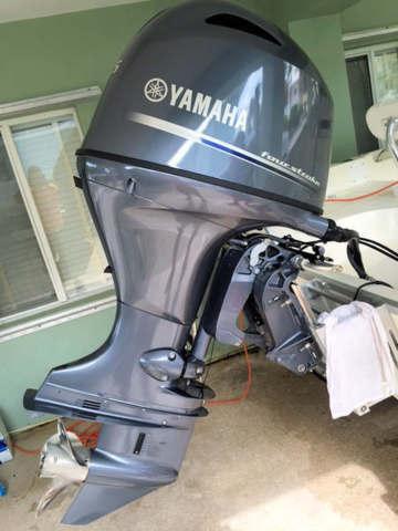 2015 Yamaha 115 Four Stroke Outboard by Boat Depot in Key ...