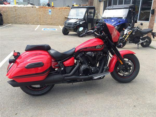 2015 yamaha v star 1300 deluxe for sale in knoxville for Yamaha of knoxville