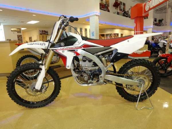 2015 yamaha yz250f for sale in saint petersburg florida for Yamaha yz250f for sale