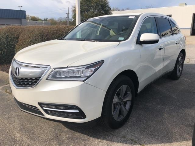 2016 Acura MDX Base 4dr SUV