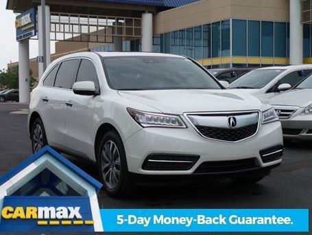 2016 acura mdx sh awd w tech sh awd 4dr suv w technology package for sale in oklahoma city. Black Bedroom Furniture Sets. Home Design Ideas