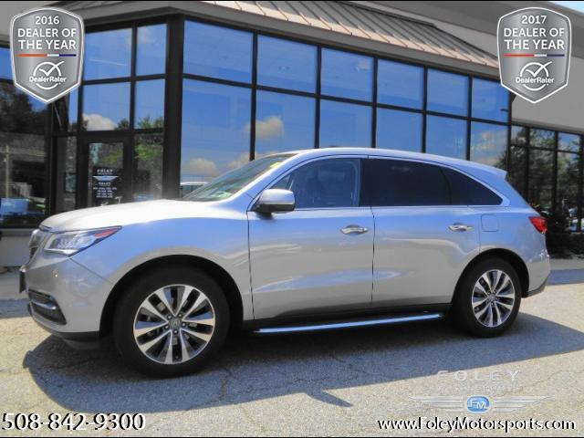 2016 acura mdx sh awd w tech sh awd 4dr suv w technology package for sale in edgemere. Black Bedroom Furniture Sets. Home Design Ideas