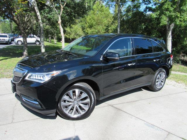 2016 acura mdx sh awd w tech sh awd 4dr suv w technology package for sale in gainesville. Black Bedroom Furniture Sets. Home Design Ideas