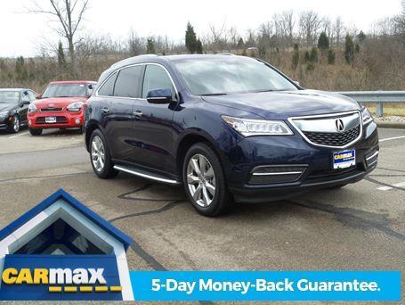 2016 Acura MDX w/Advance w/RES 4dr SUV w/Advance and