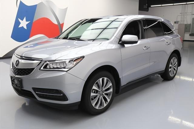 2016 acura mdx w tech 4dr suv w technology package for sale in houston texas classified. Black Bedroom Furniture Sets. Home Design Ideas
