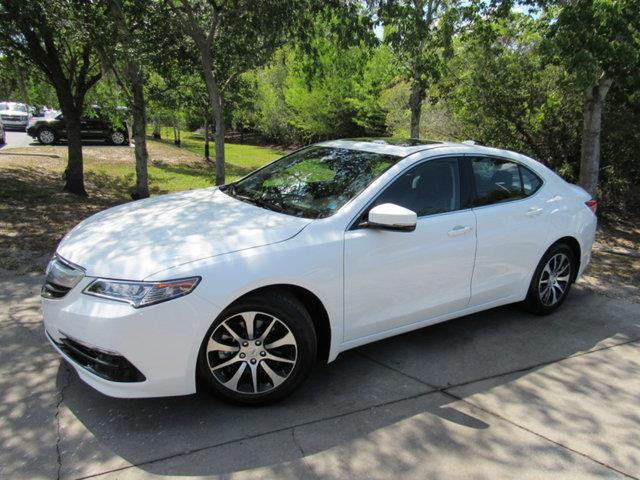 2016 acura tlx base 4dr sedan for sale in gainesville florida classified. Black Bedroom Furniture Sets. Home Design Ideas