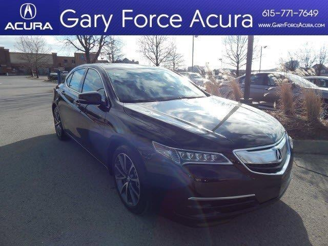 2016 acura tlx v6 v6 4dr sedan for sale in brentwood tennessee classified. Black Bedroom Furniture Sets. Home Design Ideas