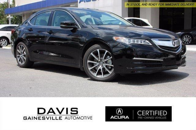 2016 acura tlx v6 v6 4dr sedan for sale in gainesville florida classified. Black Bedroom Furniture Sets. Home Design Ideas