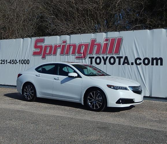 2016 Acura TLX V6 w/Advance V6 4dr Sedan w/Advance