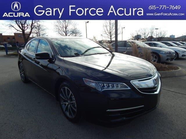 2016 acura tlx v6 w tech v6 4dr sedan w technology package for sale in brentwood tennessee. Black Bedroom Furniture Sets. Home Design Ideas