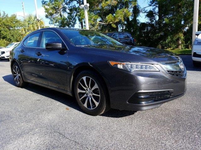 2016 acura tlx w tech 4dr sedan w technology package for sale in gainesville florida classified. Black Bedroom Furniture Sets. Home Design Ideas