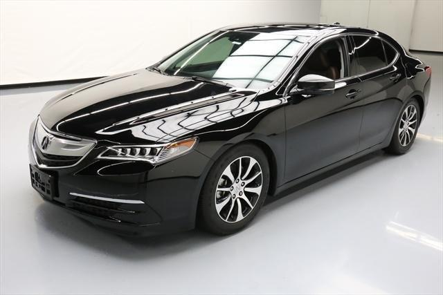 2016 acura tlx w tech 4dr sedan w technology package for sale in dallas texas classified. Black Bedroom Furniture Sets. Home Design Ideas
