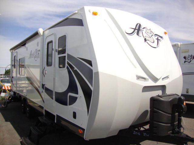 2016 arctic fox 25w the 1 all weather 4 season rv of for American home choice