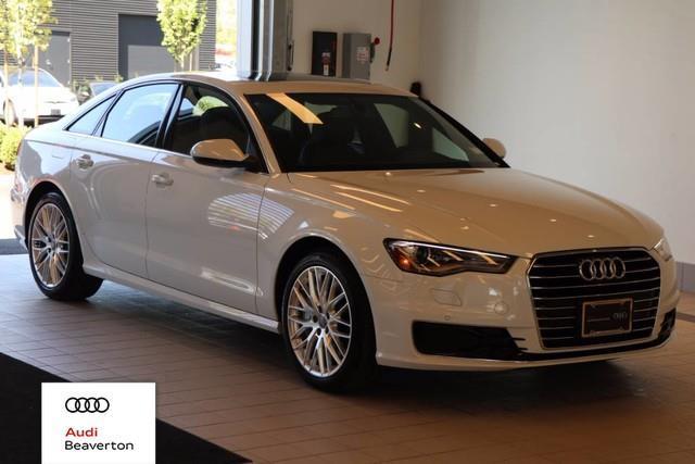 2016 audi a6 2 0t premium 2 0t premium 4dr sedan for sale in beaverton oregon classified. Black Bedroom Furniture Sets. Home Design Ideas