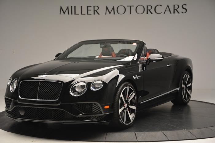 2016 Bentley Continental GT V8 S Convertible