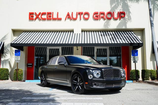 2016 Bentley Mulsanne Speed Base 4dr Sedan