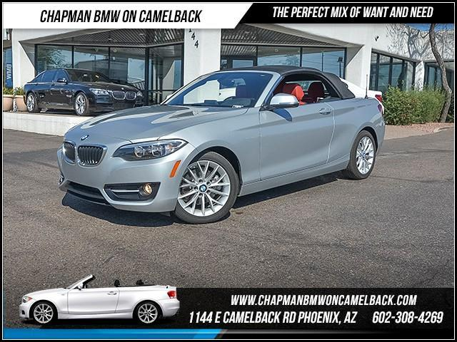 2016 BMW 2 Series 228i 228i 2dr Convertible SULEV