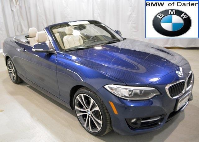 Bmw Sulev Warranty >> 2016 BMW 2 Series 228i xDrive AWD 228i xDrive 2dr Convertible SULEV for Sale in Darien ...