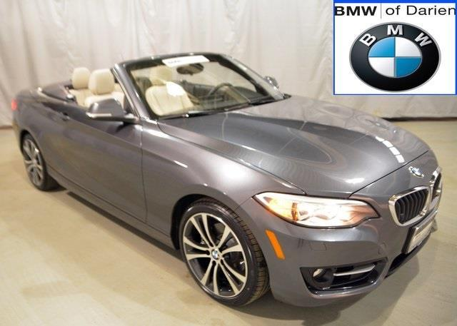 2016 bmw 2 series 228i xdrive awd 228i xdrive 2dr convertible sulev for sale in darien. Black Bedroom Furniture Sets. Home Design Ideas