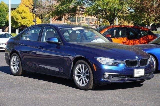 2016 BMW 3 Series 320i xDrive AWD 320i xDrive 4dr Sedan
