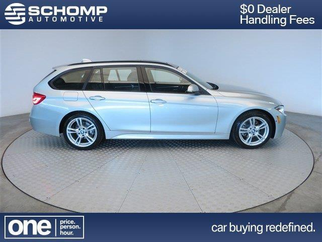 2016 BMW 3 Series 328d xDrive AWD 328d xDrive 4dr Wagon