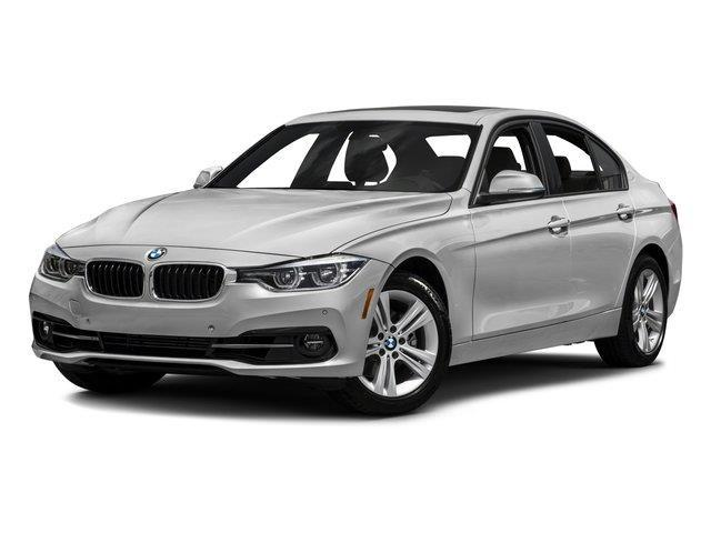 2016 BMW 3 Series 328i 328i 4dr Sedan SULEV