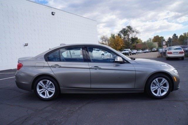 2016 BMW 3 Series 328i xDrive AWD 328i xDrive 4dr Sedan