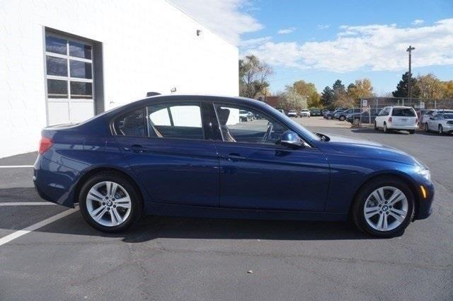 2016 BMW 3 Series 328i xDrive AWD 328i xDrive 4dr Sedan