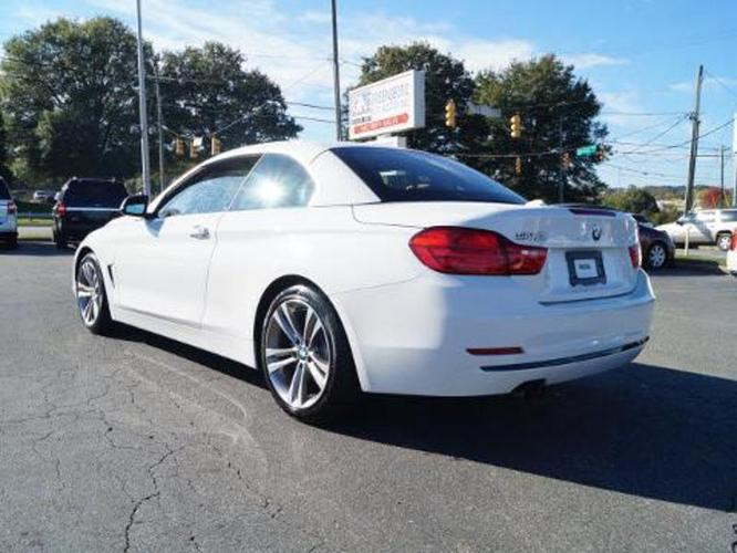 2016 Bmw 4 Series 428i 428i 2dr Convertible Sulev For Sale