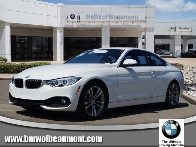 2016 BMW 4 Series 428i 428i 2dr Coupe