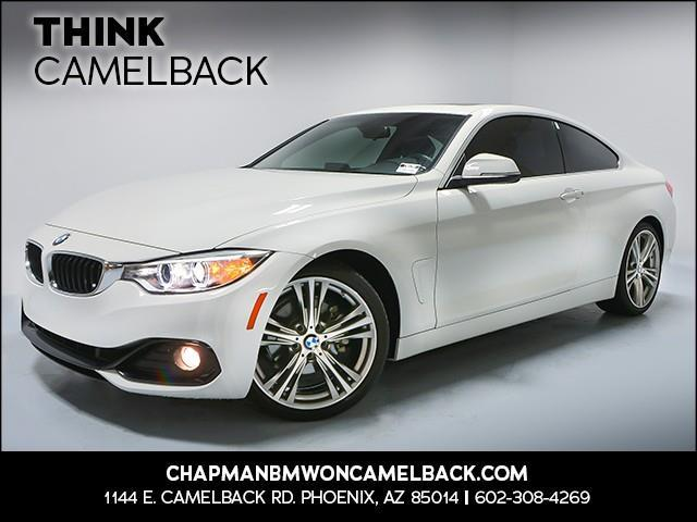 2016 BMW 4 Series 428i 428i 2dr Coupe SULEV