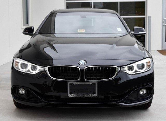 2016 bmw 4 series 428i gran coupe 428i gran coupe 4dr sedan sulev for sale in lynchburg. Black Bedroom Furniture Sets. Home Design Ideas