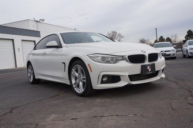 2016 BMW 4 Series 428i xDrive Gran Coupe AWD 428i