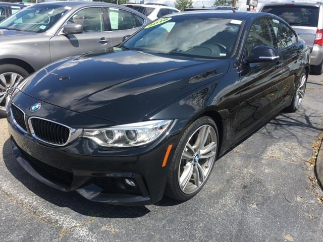 2016 bmw 4 series 435i gran coupe 435i gran coupe 4dr sedan for sale in greenville south. Black Bedroom Furniture Sets. Home Design Ideas