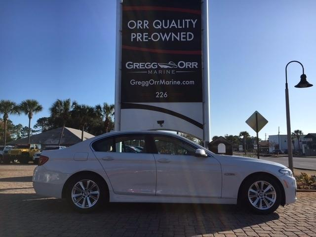 2016 BMW 5 Series 528i 528i 4dr Sedan