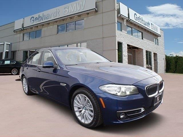 2016 BMW 5 Series 528i xDrive AWD 528i xDrive 4dr Sedan