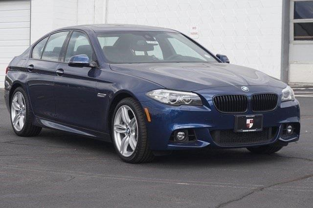 2016 BMW 5 Series 535i xDrive AWD 535i xDrive 4dr Sedan
