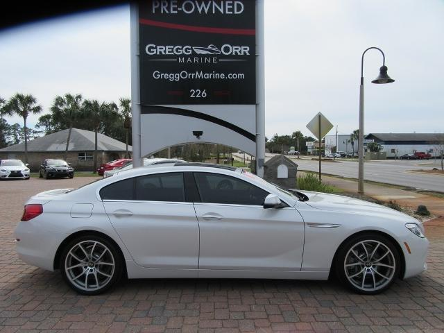 2016 BMW 6 Series 640i Gran Coupe 640i Gran Coupe 4dr