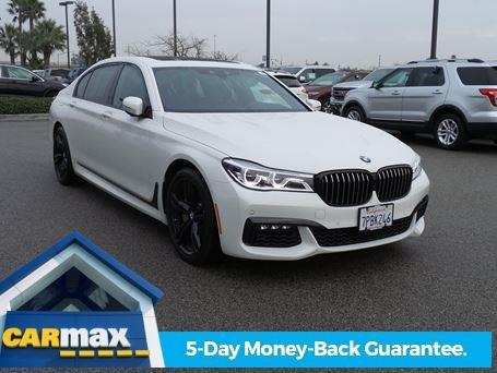 2016 BMW 7 Series 750i xDrive AWD 750i xDrive 4dr Sedan