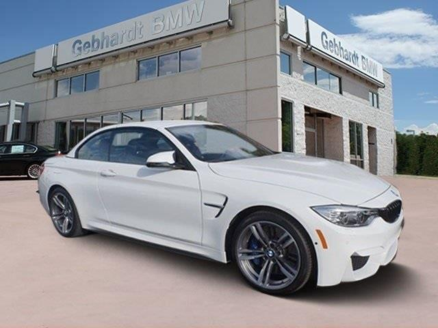 2016 BMW M4 Base 2dr Convertible