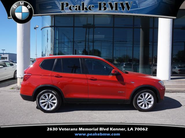 2016 bmw x3 sdrive28i sdrive28i 4dr suv for sale in beachview louisiana classified. Black Bedroom Furniture Sets. Home Design Ideas