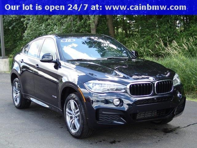 2016 bmw x6 xdrive35i awd xdrive35i 4dr suv for sale in canton ohio classified. Black Bedroom Furniture Sets. Home Design Ideas