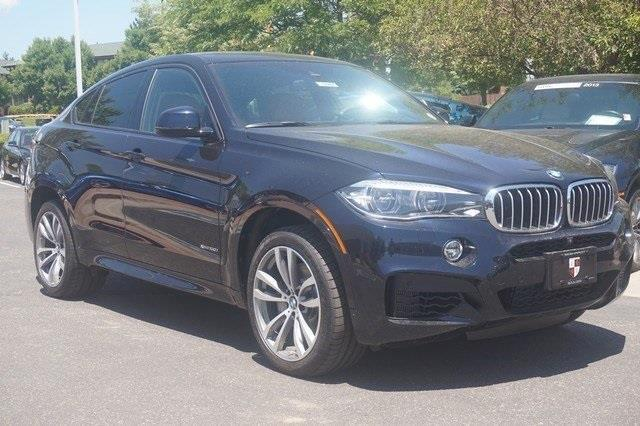 2016 BMW X6 xDrive50i AWD xDrive50i 4dr SUV