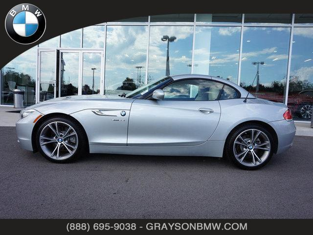 2016 BMW Z4 sDrive35i sDrive35i 2dr Convertible